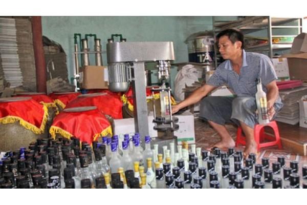 Giải pháp mở rộng thị trường cho rượu truyền thống, rượu sản xuất trong nước