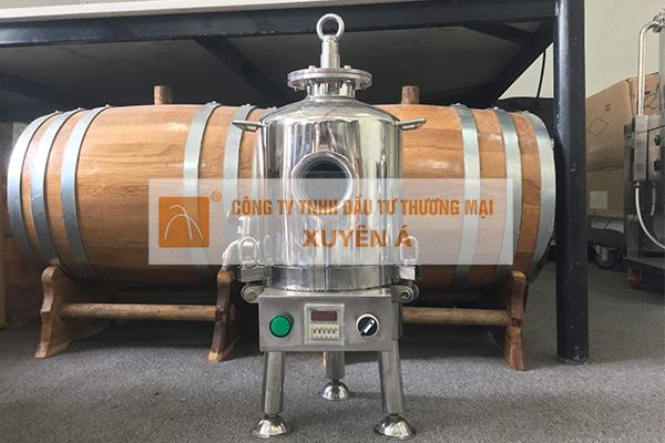 Máy lão hóa rượu và những tác dụng vô cùng khó tin của nó - Xuyena.vn