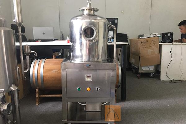 Ứng dụng của máy làm già tuổi rượu đối với ngành sản xuất rượu ở nước ta hiện nay