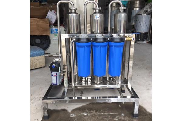 Máy lọc độc rượu gạo 20-30lit/h