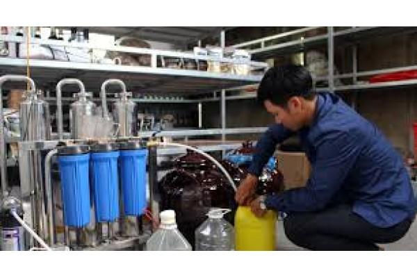 Nguyên nhân sinh ra methanol trong quá trình nấu rượu và cách xử lý triệt để
