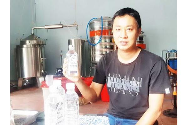 Giải pháp nâng cao chất lượng rượu đối với rượu truyền thống
