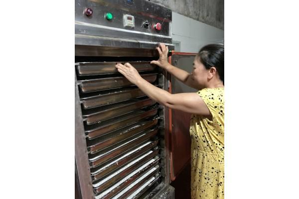 Tủ nấu cơm đa năng kết hợp cả gas và điện tự động