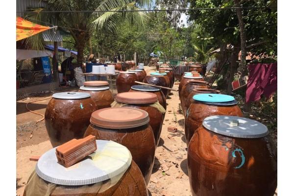Phương pháp chế biến Nước Mắm truyền thống Việt Nam