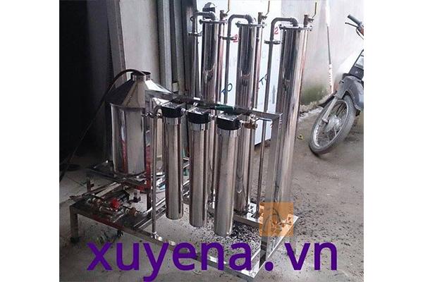 máy lọc rượu 80 lit-100 lit/h
