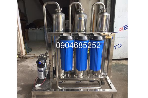 Máy lọc rượu mini công suất 20-50lit/h