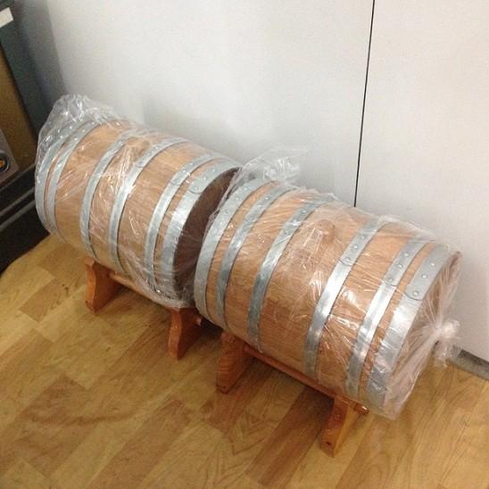 Bom rượu gỗ sồi dung tích 20 lit